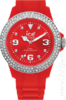 Ice Watch – Stone-Sili, rot mit Silber, ST.RS.S.S.09