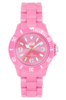 Ice Watch, Classic-Solid, rosa, small, CS.PK.S.P.10