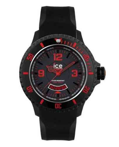 Ice Watch, Ice-Surf, Black-Red, DI.BR.XB.R.11