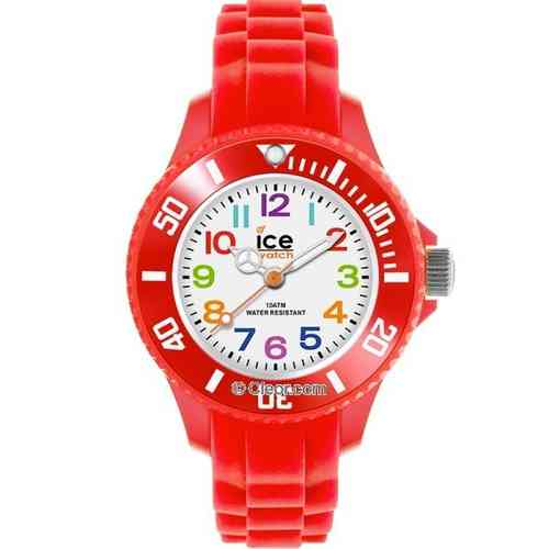 Ice Watch, Ice-Mini, Red, MN.RD.M.12