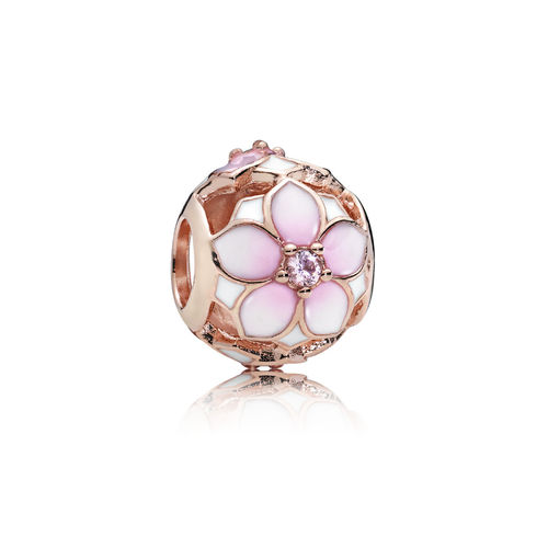 "Pandora Rose Charm ""Magnolia Bloom"" 782087NBP"