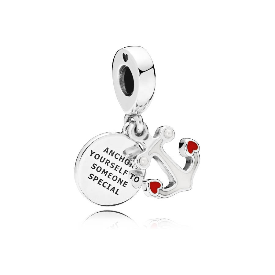 "Pandora Charm-Anhänger ""Anchor of Love""  797208ENMX"