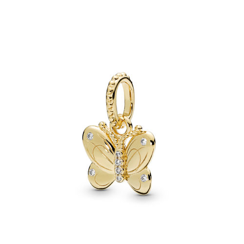 "PANDORA SHINE Anhänger ""Decorative Butterfly"" 367962CZ"