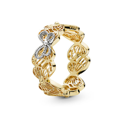 "PANDORA SHINE Ring ""Butterflies"" 167947"