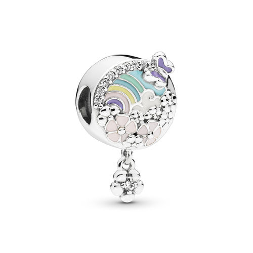 "Pandora Charm ""Flower Colour Story"" 797999ENMX"