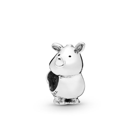 "Pandora Charm ""Rino the Rhinoceros"" 798023"