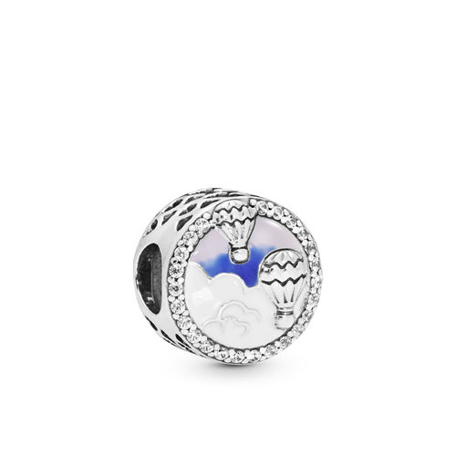 "Pandora Charm ""Hot Air Balloon Trip"" 798061CZ"