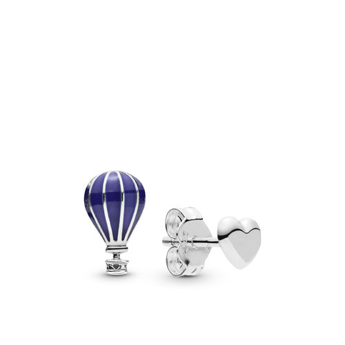 "Pandora Ohrstecker ""Hot Air Balloon & Heart"" 298058EN195"