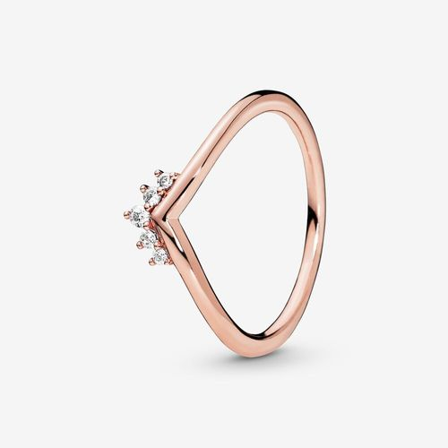 PANDORA ROSE Diadem-Wishbone Ring