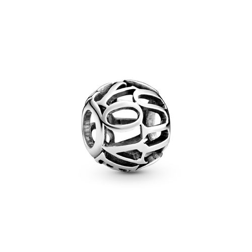 "PANDORA Offen gearbeitetes ""I Love You"" Charm"